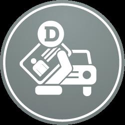 Bérlés D kategóriás jogosítvánnyal