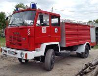 Csepel 755 tűzoltó