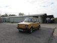 Polski Fiat 126p bal elölről