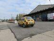 Polski Fiat 126p bal hátulról