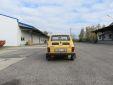 Polski Fiat 126p hátulról