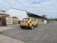 Polski Fiat 126p jobb hátulról