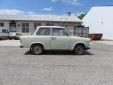 Trabant 601 Limousine jobb oldala