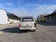 Trabant 601 Universal hátulról